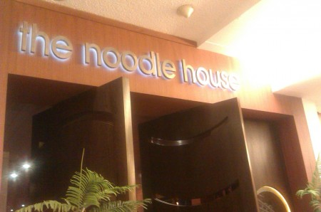 The Noodle House karachi Launch
