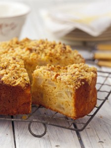 Traditional Apple Cake Recipe
