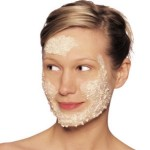 Oatmeal Facial for Dull Skin