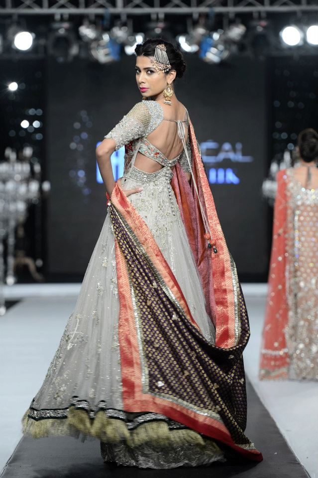 Elan at Day 3 of the PFDC L'Oreal Paris Bridal Week 2012