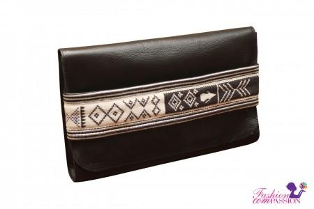Fashion ComPassion Sougha Sheera clutch
