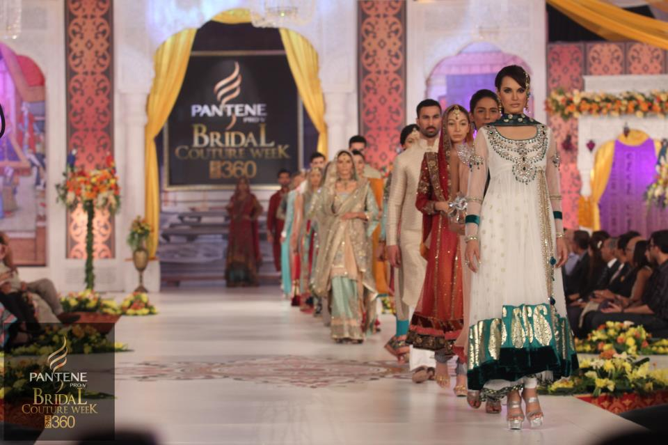 Maria B's seasonal bridal collection at PBCW 2012