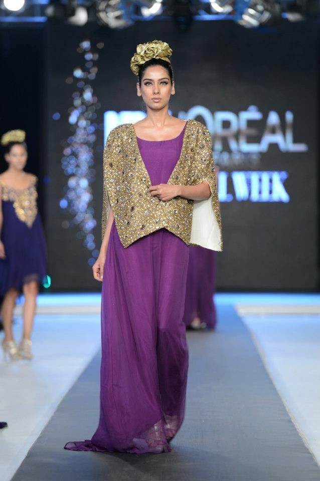 PFDC L'Oreal Paris Bridal Week 2012 Day 1 Highlights
