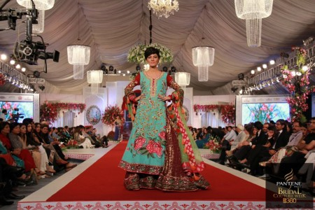 Tabassum Mughal envisioned a timeless bridal dress collection.