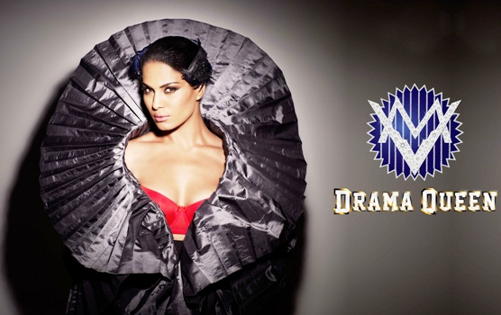 Veena Malik released her First Song Drama Queen