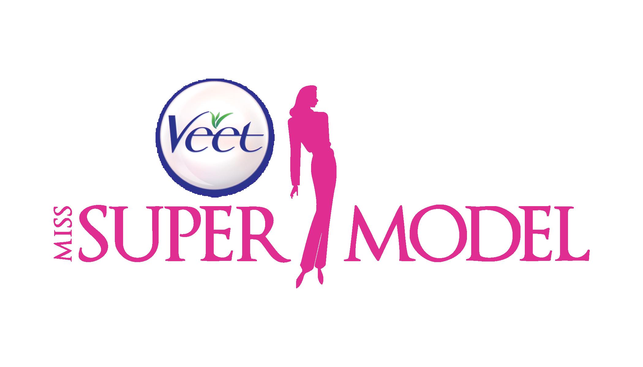 Veet Miss Super Model Contest III logo