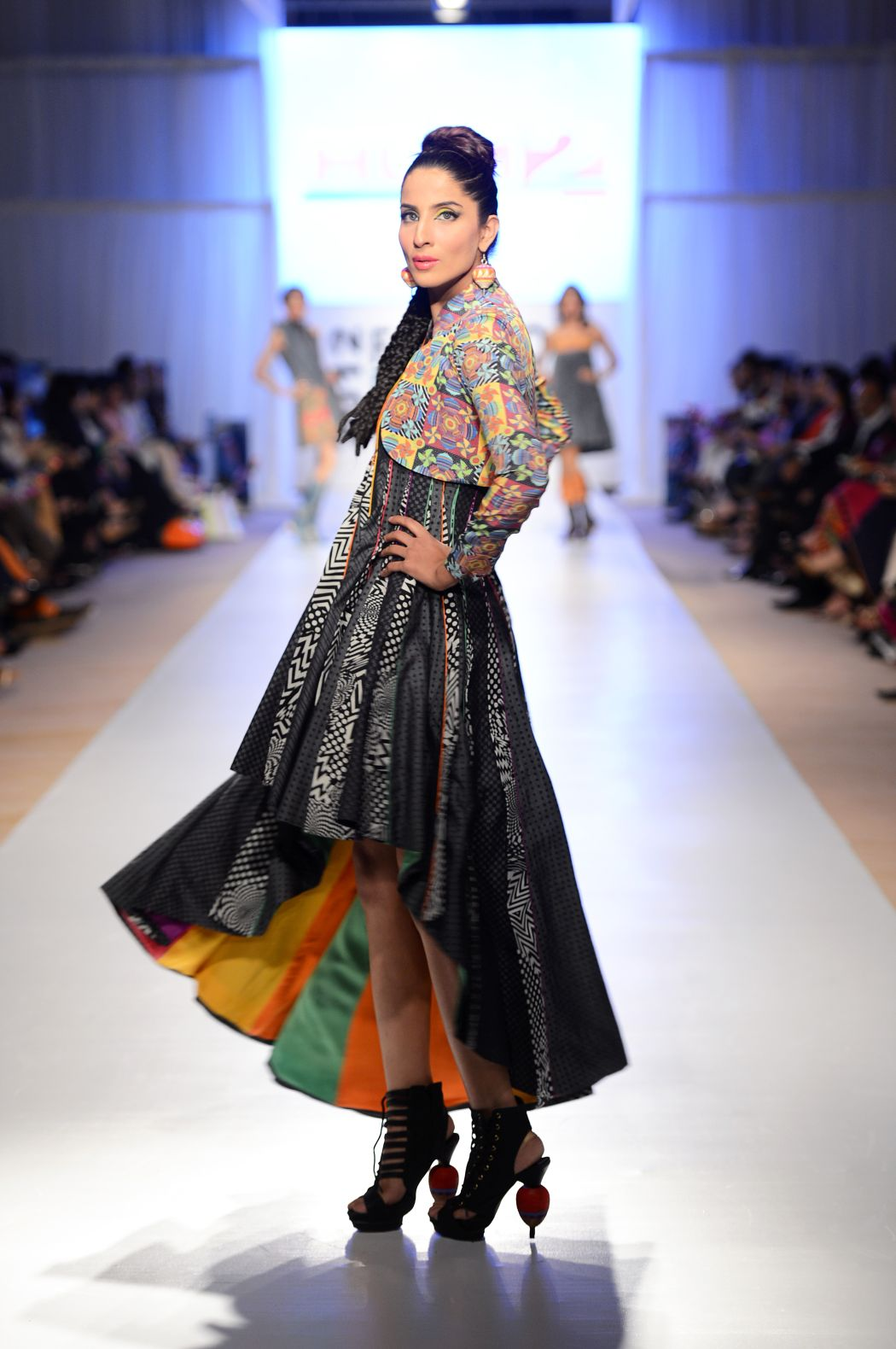 Wardha Saleem Collection from day 1 of FPW 4 2012