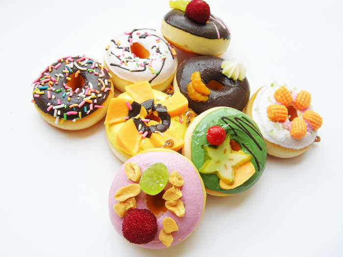 Yummy Donut Toppings