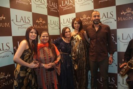 Ayesha, Lal Majid, Madiha Sultan, Ayyan & Deepak