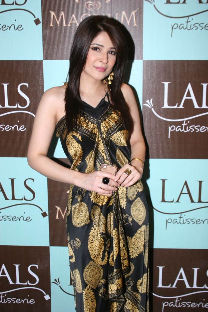 Lals patisserie Launch in Karachi  Ayesha Omer