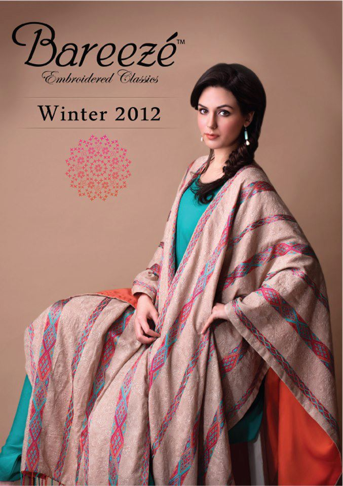 Bareeze Winter Collection 2012