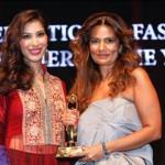 SanaSafinaz won the Best International Designer Award 2012