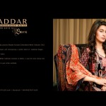 Khaddar Exclusive Embroidered Winter Collection 2012 1