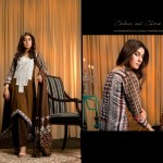 Khaddar Exclusive Embroidered Winter Collection 2012 2