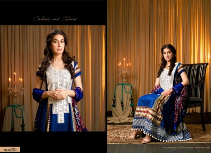 Khaddar Exclusive Embroidered Winter Collection 2012