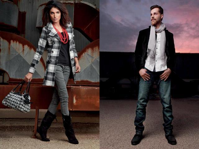 RiverStone Winter Fall Collection 2012-13 For Men & Women 2