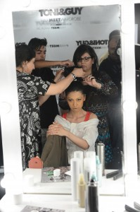 Toni & guy Styling at FPW4