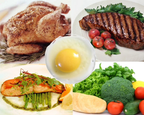 High-protein diet may help shed more pounds