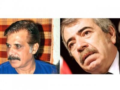 Adnan (R) dubbed by Shehzad Ali Khan (L)