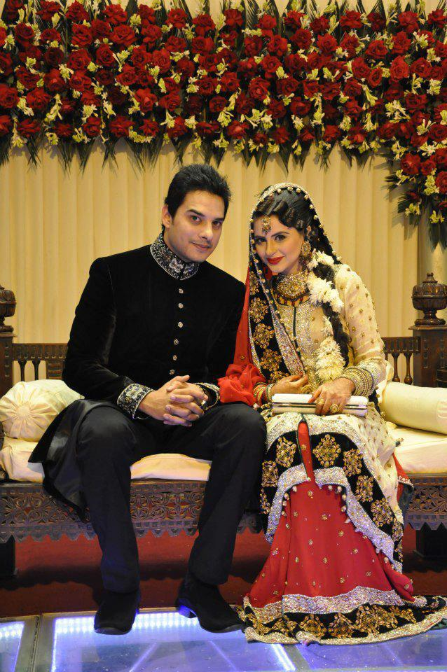 Fatima Effendi Kanwar Arsalan Wedding 2