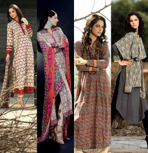 Khaadi Latest Winter Collection 2012 2013 For Women