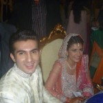 Shehroz Sabzwari and Syra Yousuf Wedding