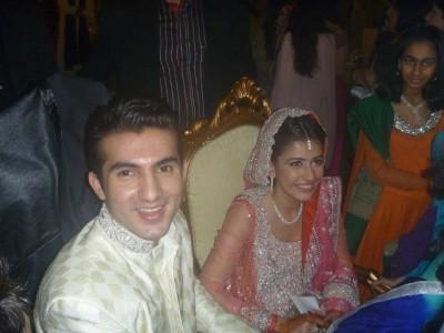 Shehroz Sabzwari and Syra Yousuf Wedding