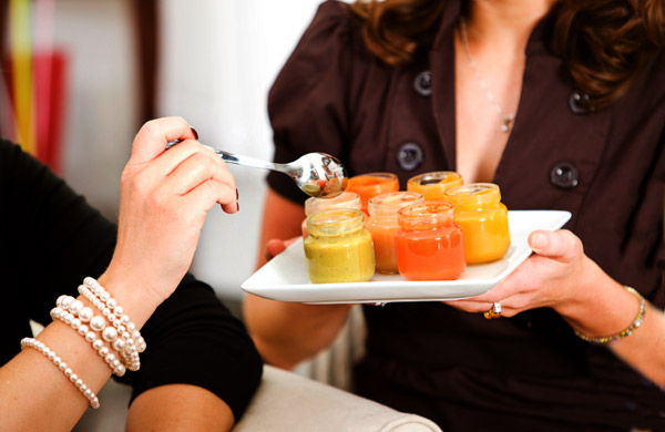 The Baby Food Diet