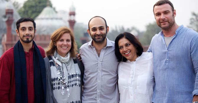 the reluctant fundamentalist cast Mira Nair