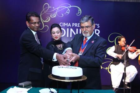 CIMA President Dinner 2013
