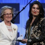 Sharmeen Obaid Chinoy honored by World Economic Forum