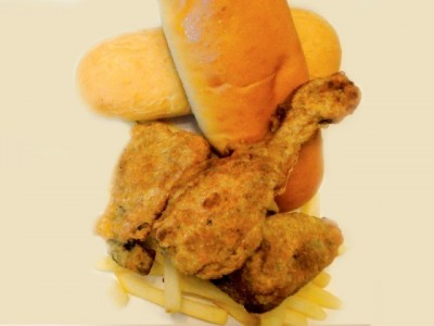 Bohri Fried Chicken