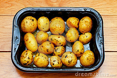 Microwave Potatoes Recipe