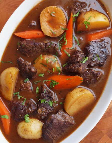 Down Home Beef Stew Recipe