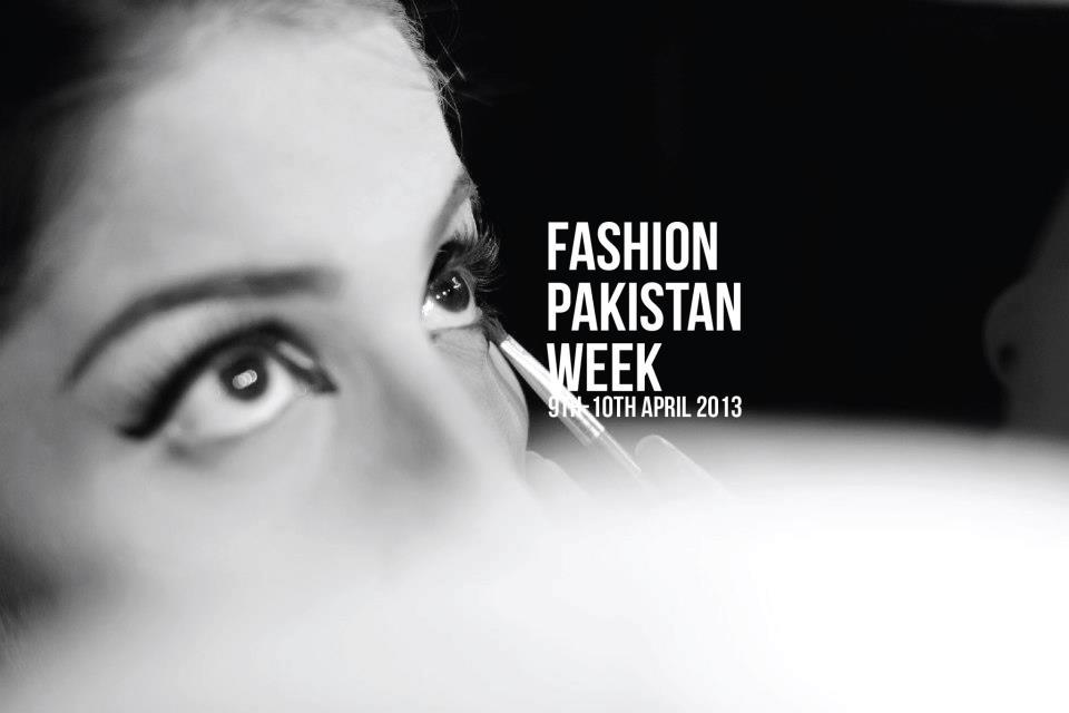 Fashion Pakistan week 2013 FPW FPW5