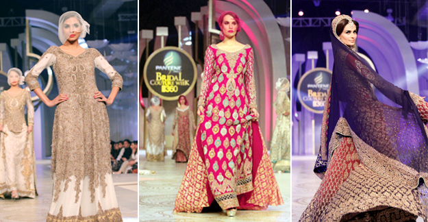 Pantene Bridal Couture week 2013 BCW (1)