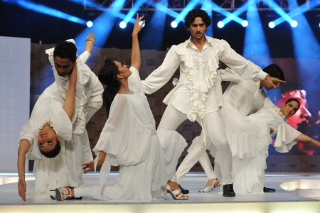 Aamina Sheikh & Mohib @ LSA 2011