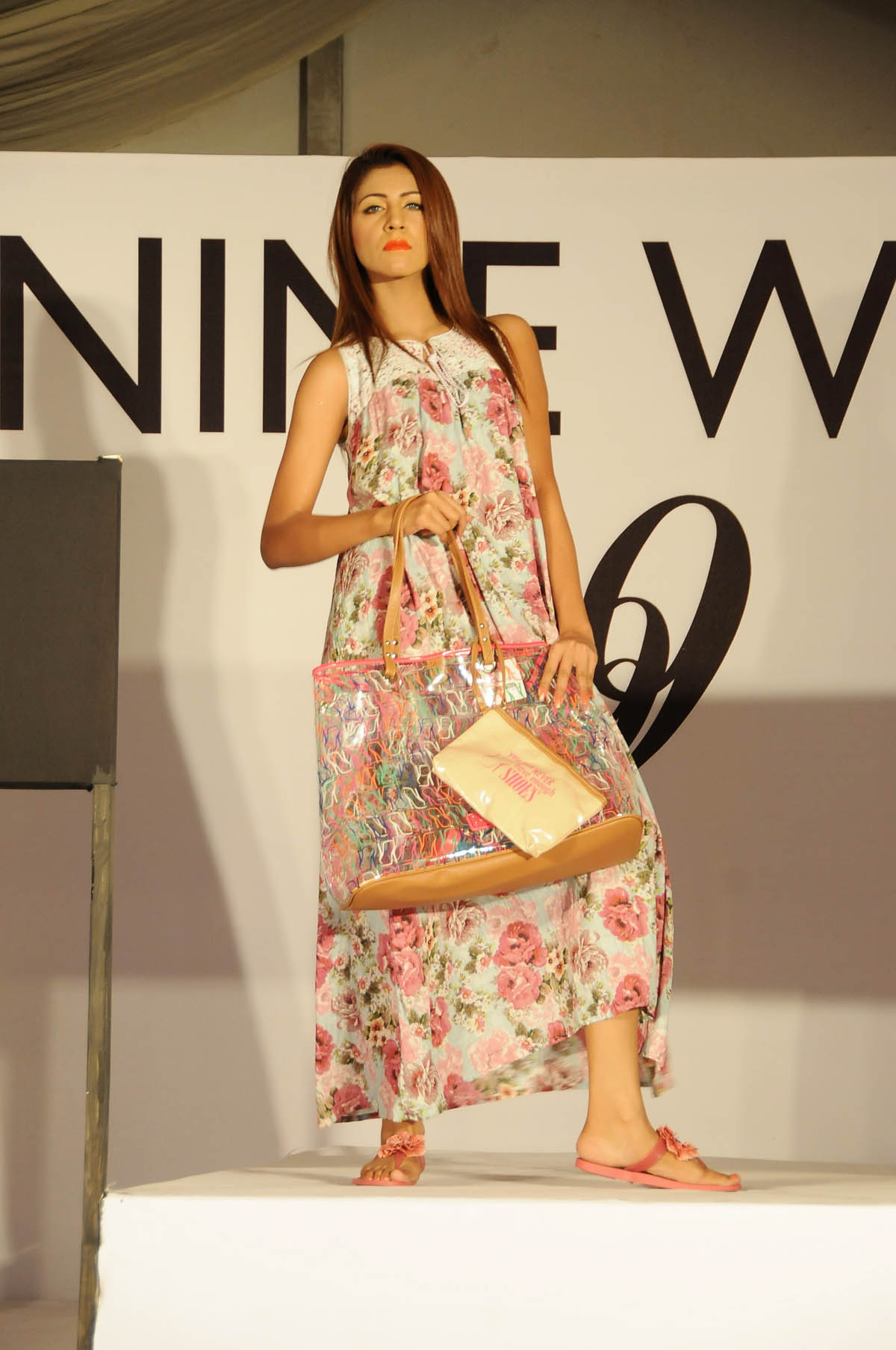 Nine West Shoes and bags Lahore launch