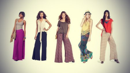 Palazzo Pants 2013 Summer trend