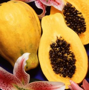 Papaya & Pumpkin Exfoliating Mask
