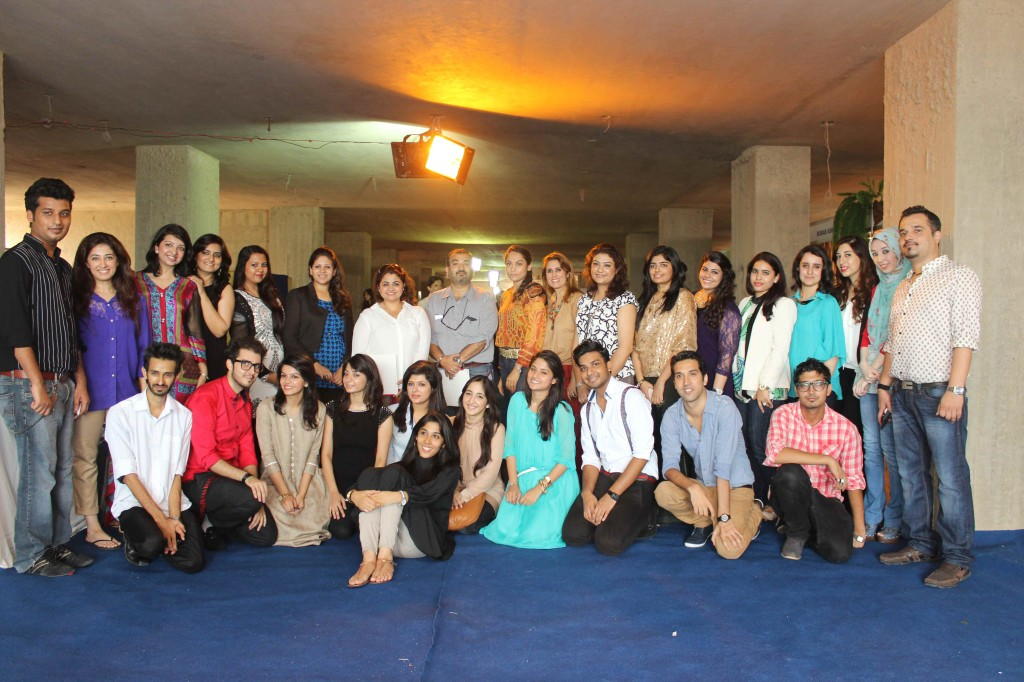 AIFD Fashion Crit 2013