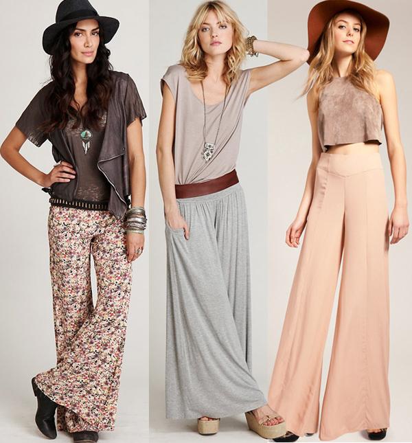 palazzo pants fashion 2013