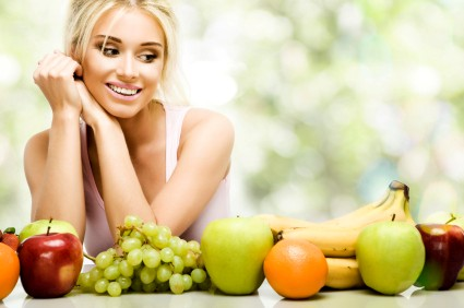 Foods for young skin