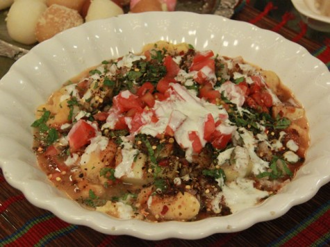 Dahi chana chaat iftar recipe