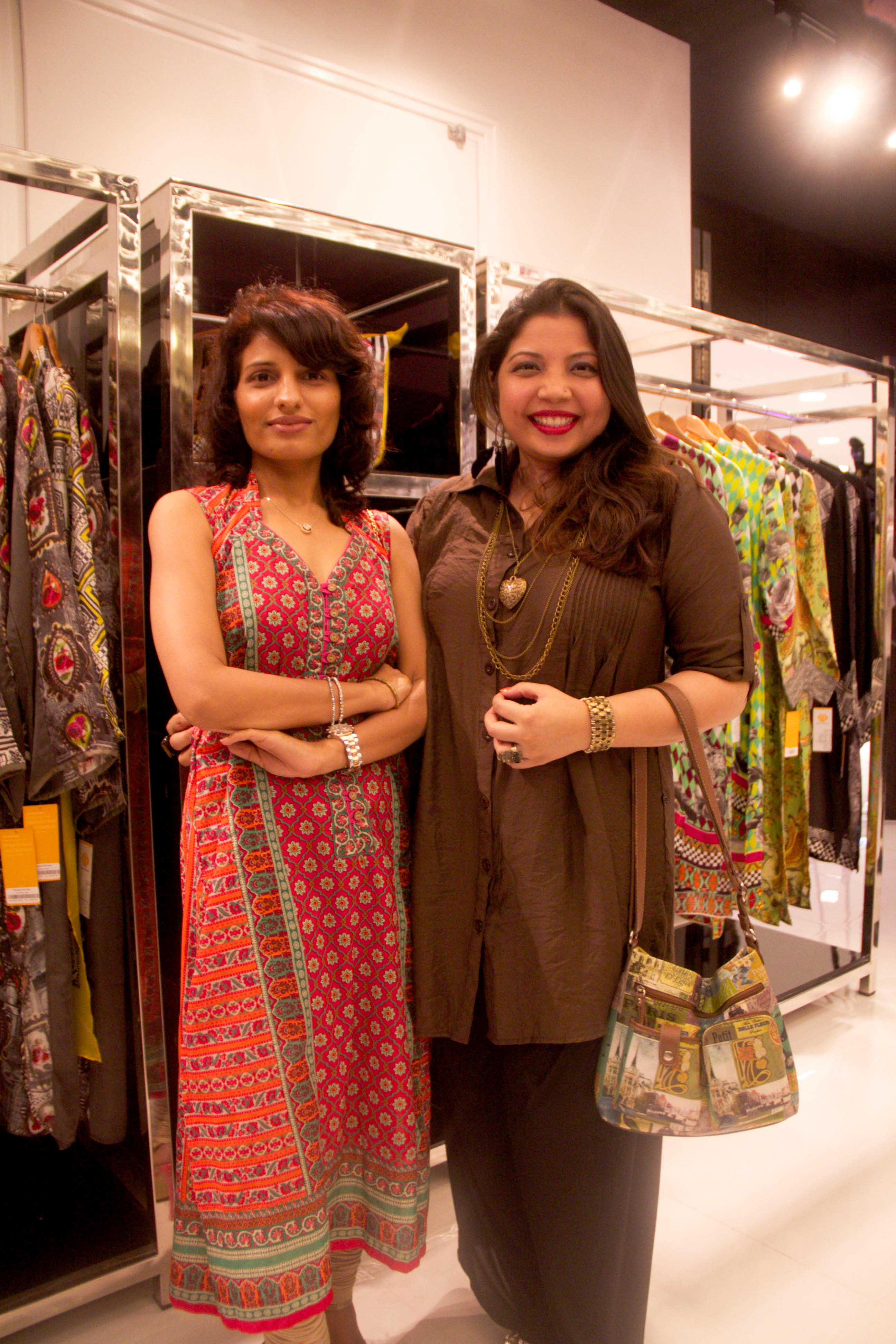 Deepak Perwani's Store Launch at Dolmen Mall Karachi