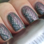 Snakeskin Nail Art tips and tricks