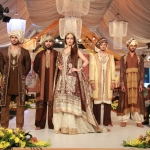 Pantene Bridal Couture Week Lahore 2012- Day 1