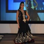Pakistani Fashion Designers Farhan and Ambreen in London fashion show