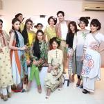 Kayseria Pret collection launch in Karachi