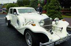 Getting Married – How to arrive in style